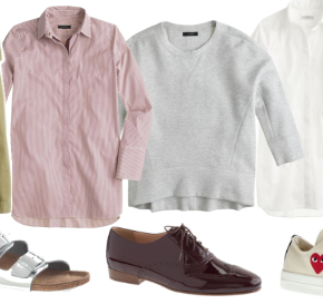 JCREW August Favorites for Mom