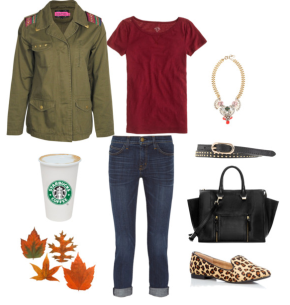Friday Fashion – Early Fall Easy Everyday Mom Outfit#4
