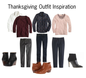 Thanksgiving Outfit Inspiration – What to Wear