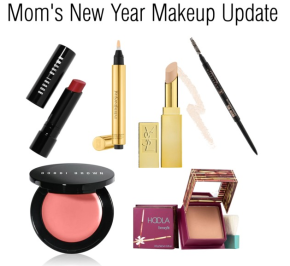Mom's New Year Makeup Update
