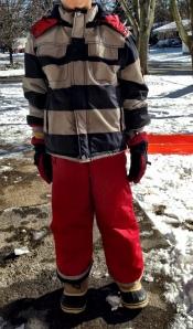 Boys Mini Boden Boys Coat