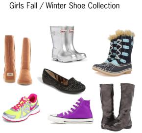 Girls Fall / Winter ShoeCollection