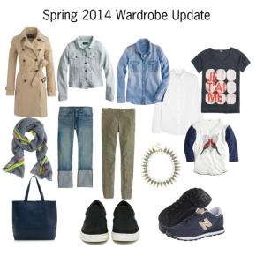 Spring 2014 JCREW WardrobeUpdate