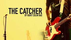 "Released Today:  ""The Catcher"" off the album ""Code"" from Rohit Colin Rao"