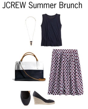 JCREW Summer Brunch